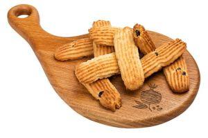 ..Печенье Язычки с орехом 5кг Каролина