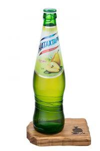 ..Лимонад груша Натахтари  0,5л стекло