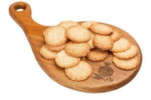 ..Печенье Кукис с кунжутом 0,6кг СвитХоум