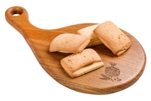 """..Печенье """"Нежность"""" с вишневой нач. 0,500кг СвитХоум"""